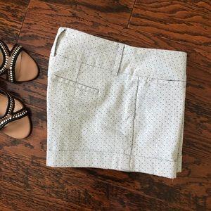 Maurices Cuffed Polka Dot Dress Shorts - NEW!